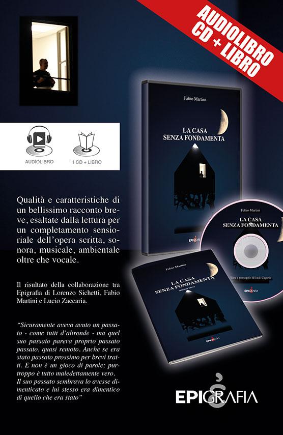 Audiolibro la casa senza fondamenta epigrafia edizioni - Fondamenta casa ...
